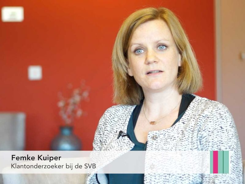 SVB Jaarverslag video 1: Klantonderzoek
